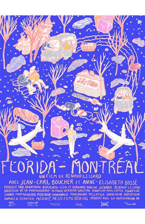 Florida-Montreal