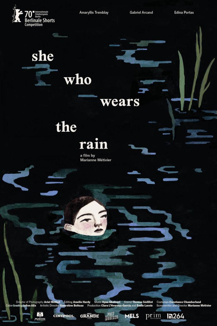 She Who Wears the Rain