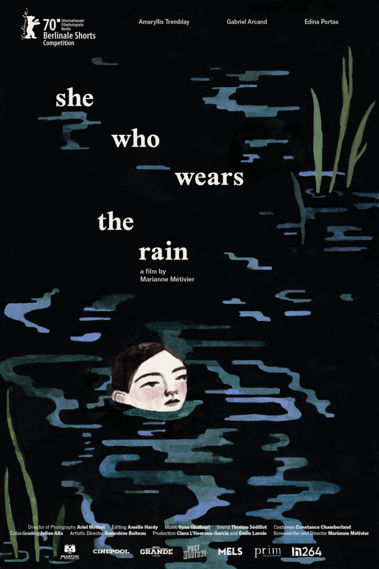She Who Wears the Rain