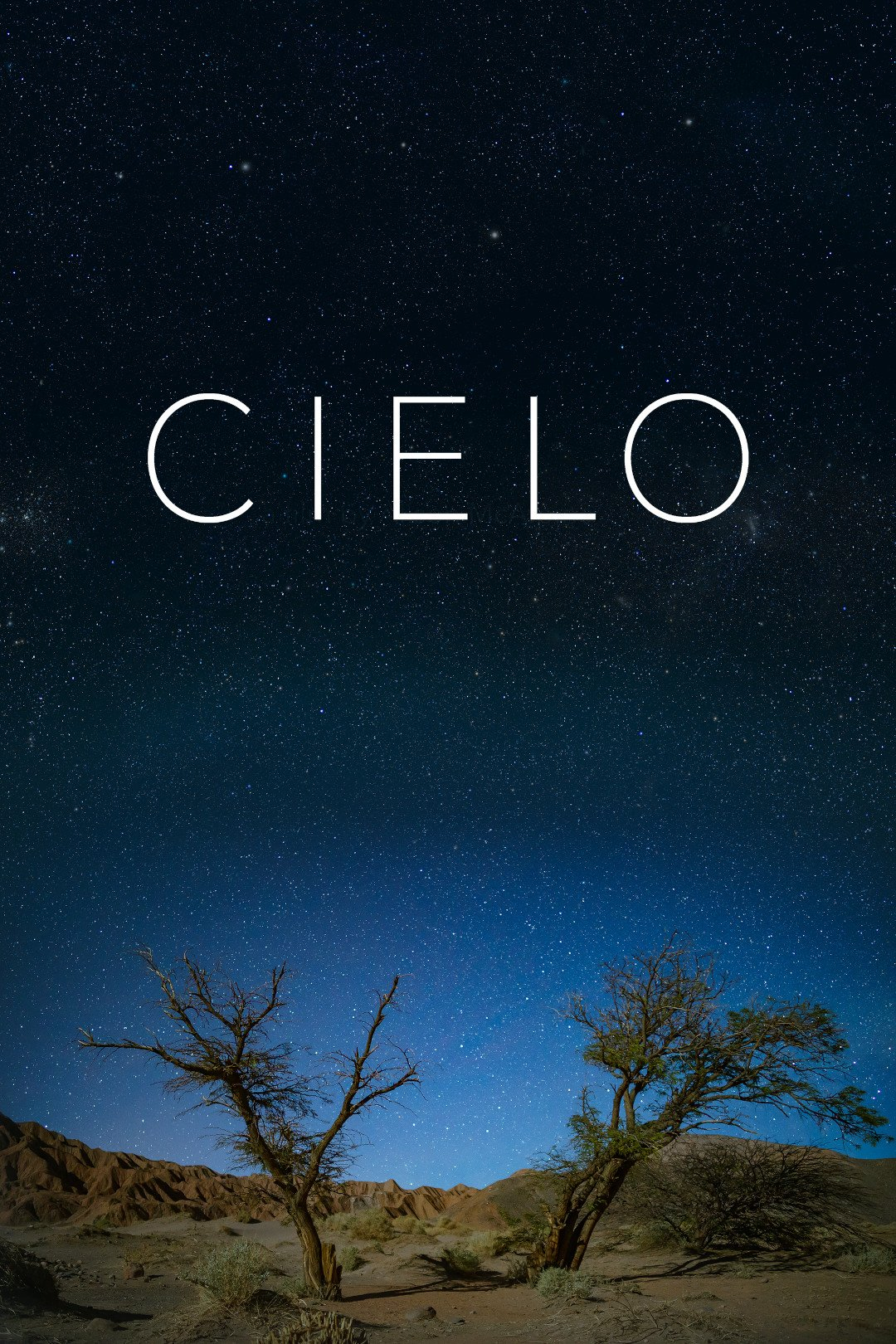 Cielo - Poster