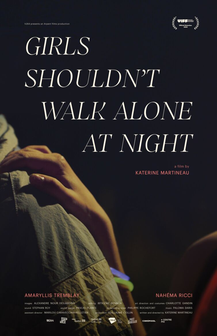 Girls Shouldn't Walk Alone at Night