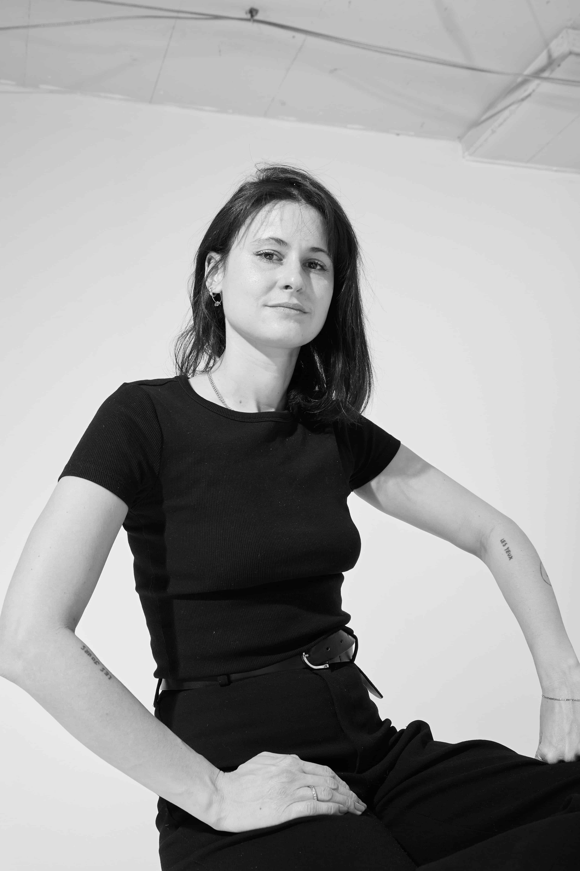 Zoé Pelchat, réalisatrice de Lune