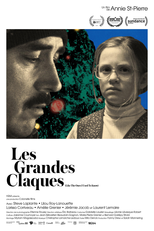 Les grandes claques, un film d'Annie St-Pierre