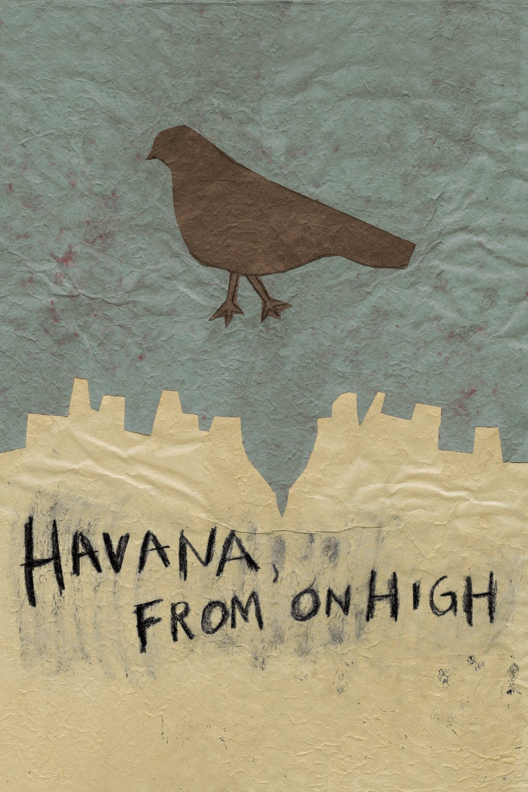 Havana from on High - Poster