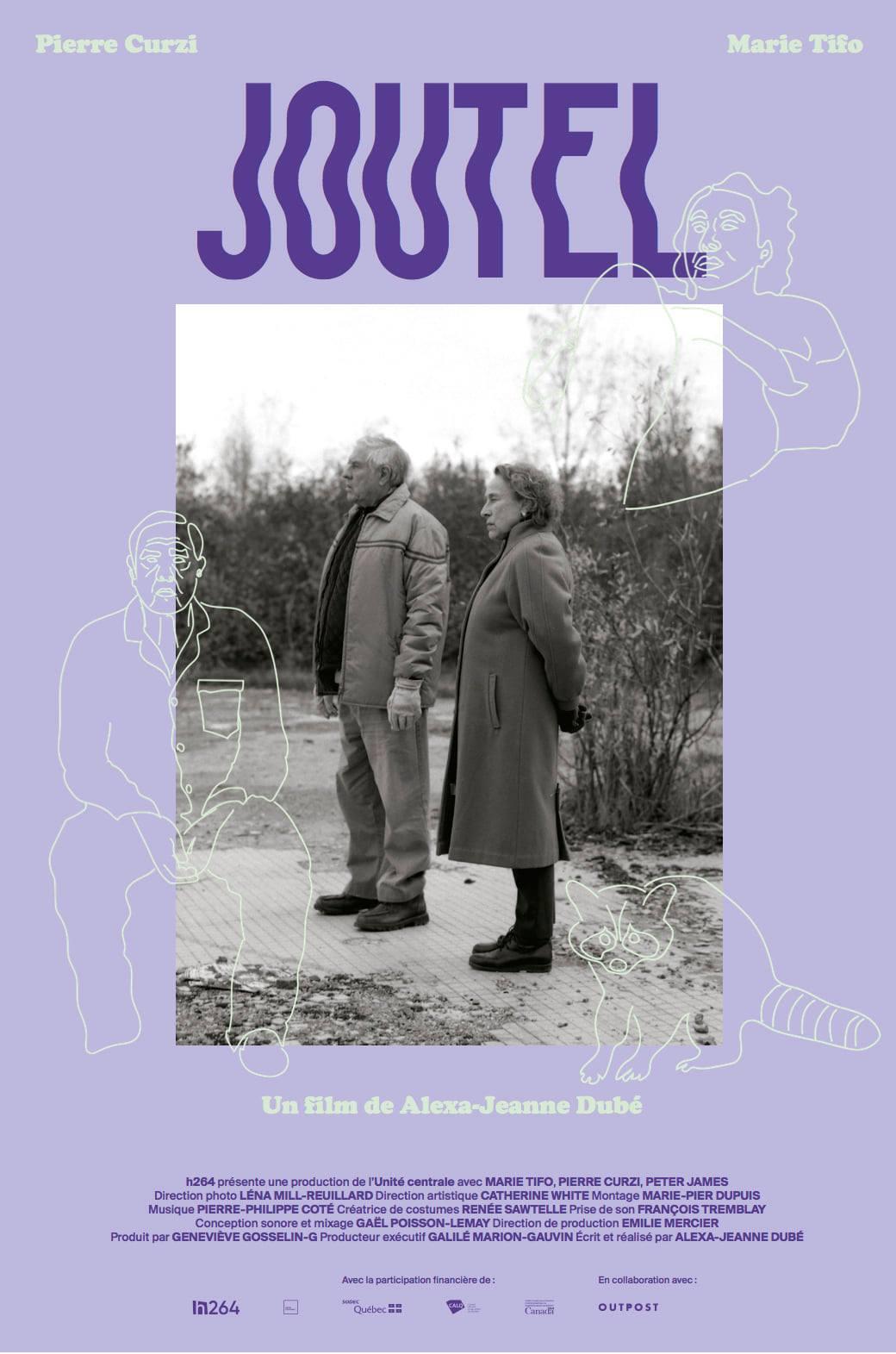 Affiche / Joutel - Un film de Alexa-Jeanne Dubé